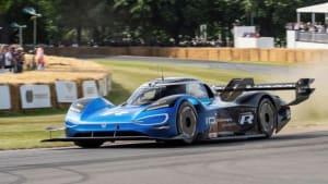 VW ID.R racing