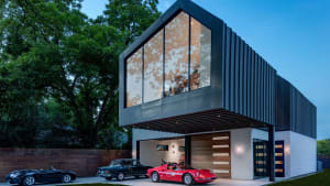 Carchitecture book review cars house