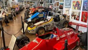 woodland auto display paso robles racecar nascar sprintcar