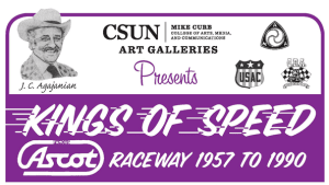 flyer for Kings Of Speed