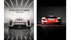 cover of the book Porsche Unseen