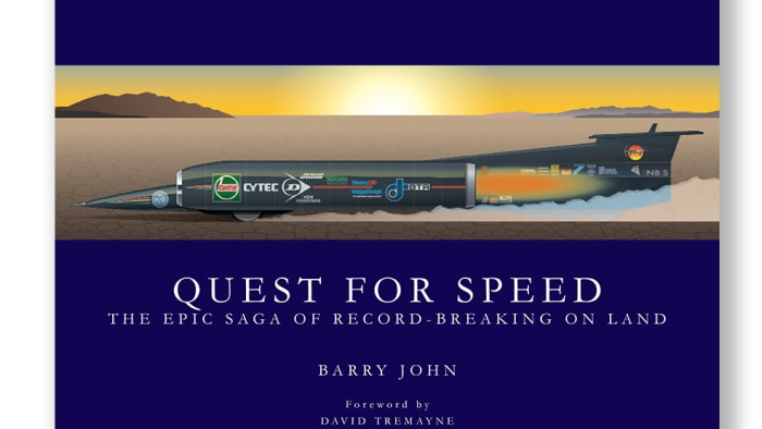 Quest For Speed Book Cover