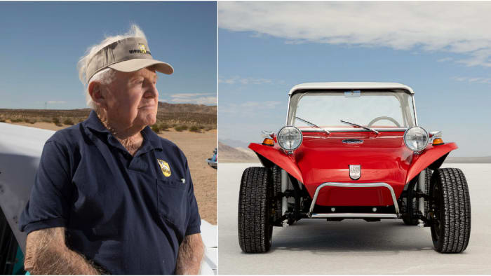 Bruce Meyers and Meyers Manx