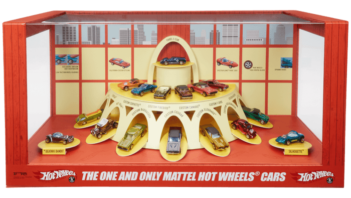 Red Line Club collection Hot wheels