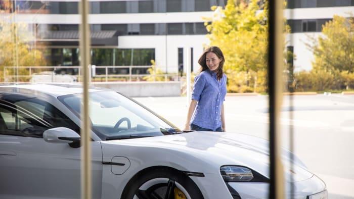 Porsche International Women's Day