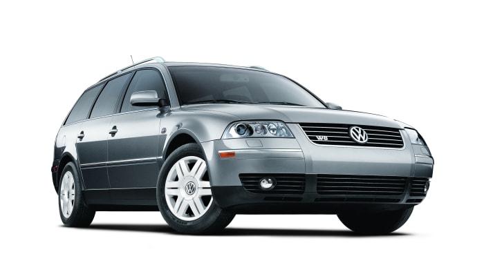 Volkswagen W8 Passat