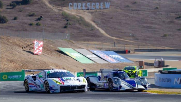 WeatherTech Raceway Laguna Seca Hooked on Driving