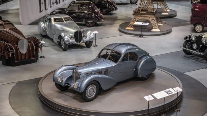 Mullin Automotive Museum reopening