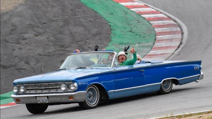 WeatherTech Raceway Laguna Seca cruise cadillac Monterey