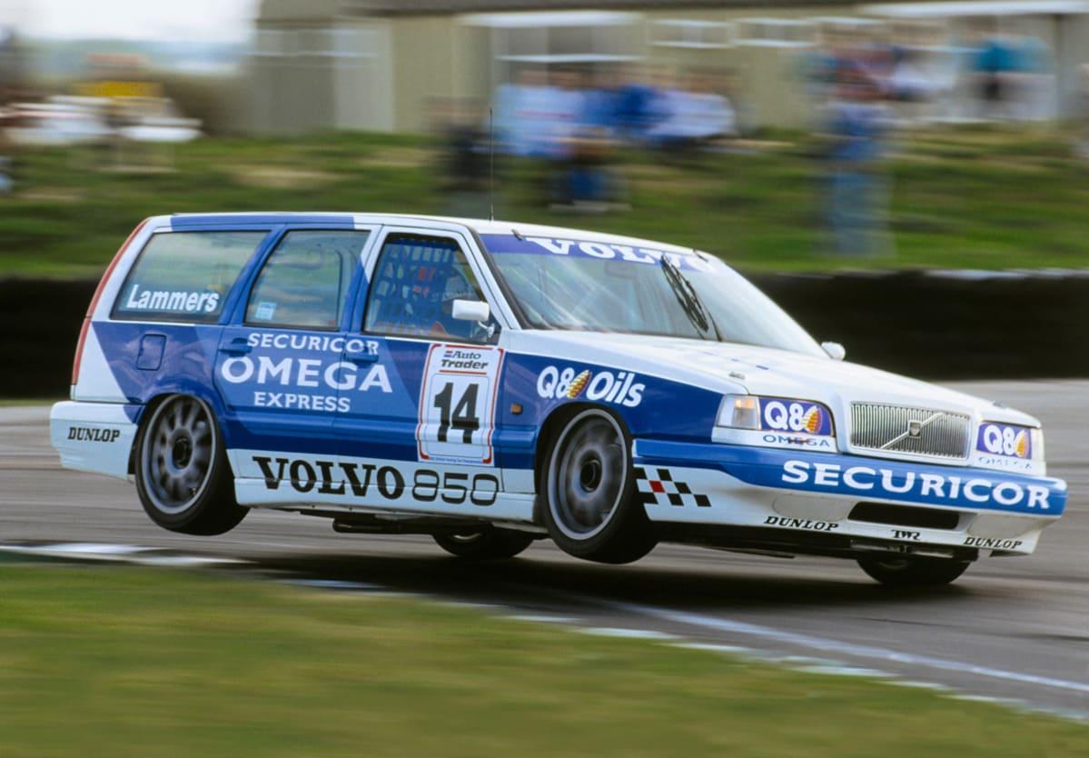 Volvo 850 Racing, BTCC