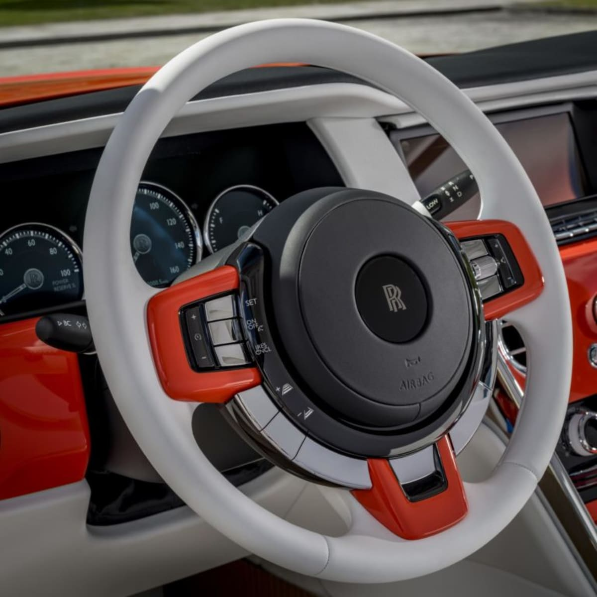Michael Fux Rolls-Royce Cullinan