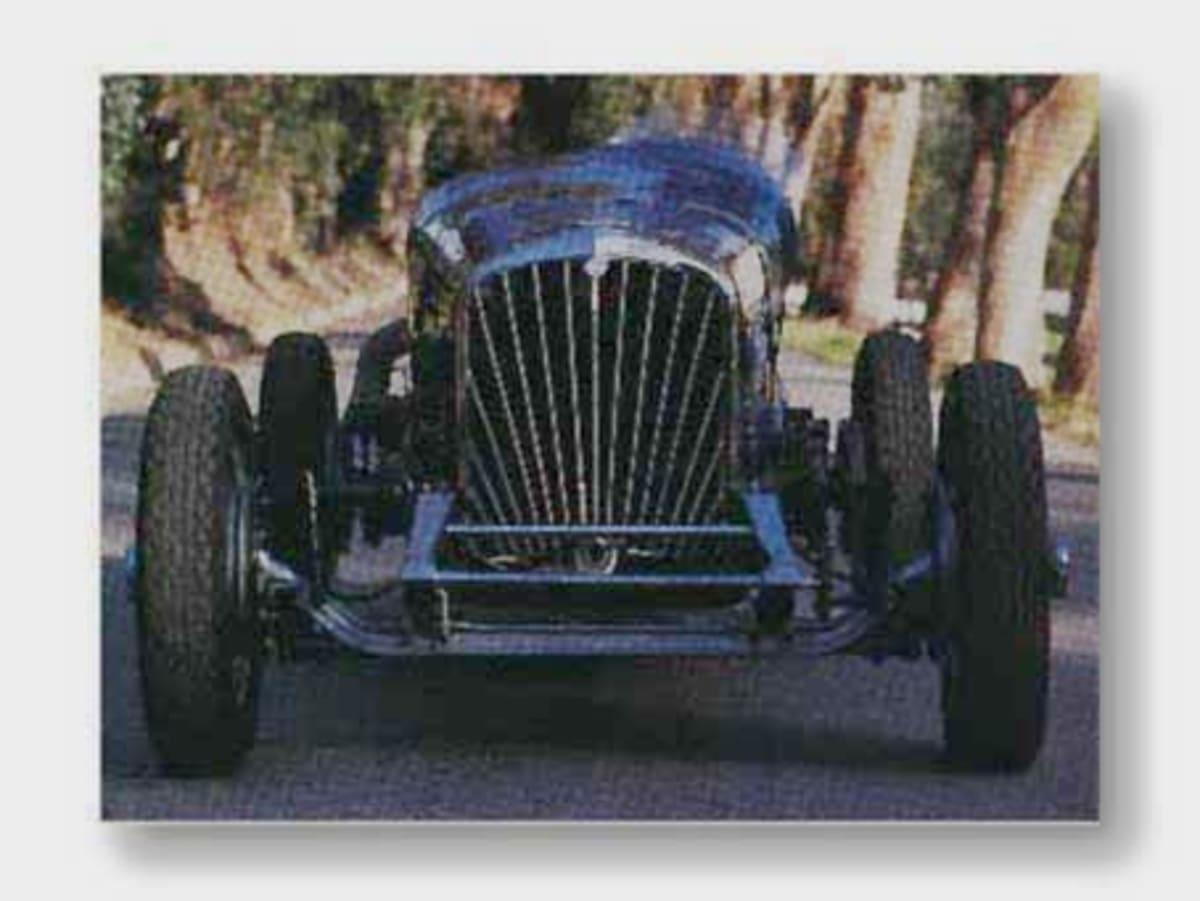 1932 Studebaker Indianapolis Special (Bob D'Olivo)
