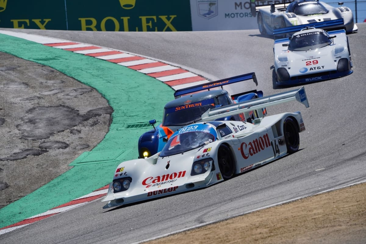 2020 Rolex Monterey Motorsports Reunion