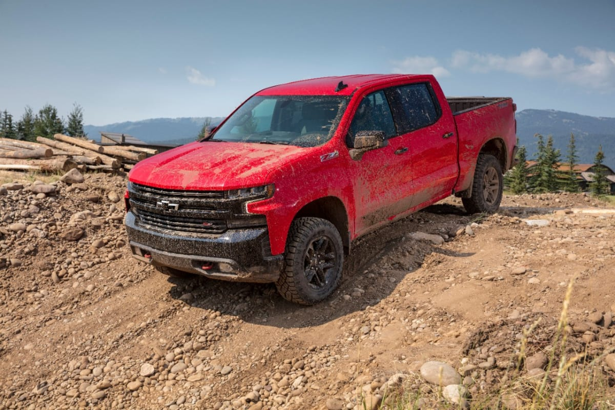 Big Red took the national title while we had our own thoughts on truck names in California