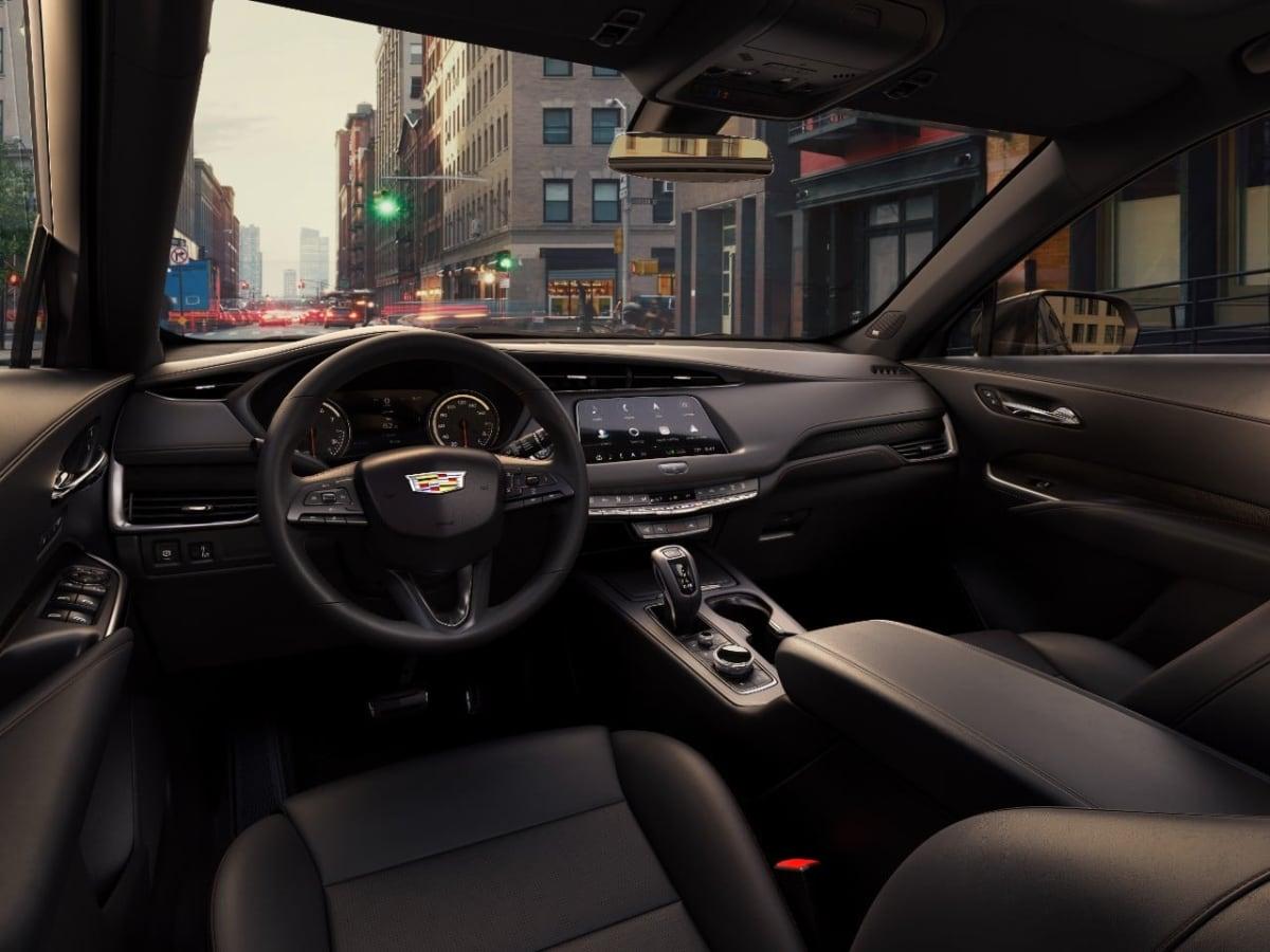 2020 Cadillac XT4 – Photo courtesy of Cadillac
