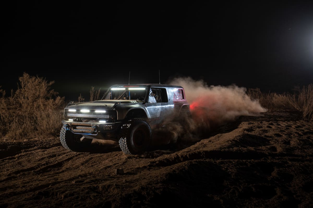 Ford Bronco R Racing Prototype