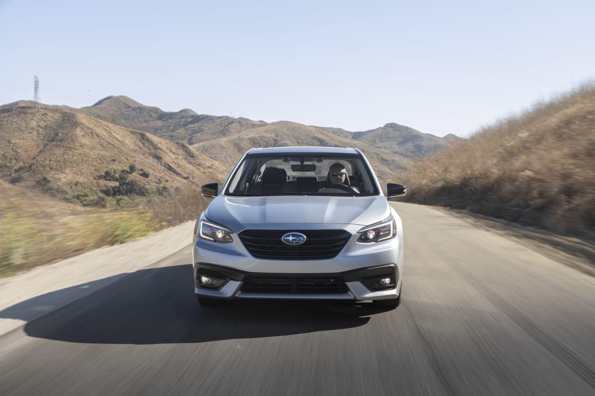 2020 Subaru Legacy Sport front