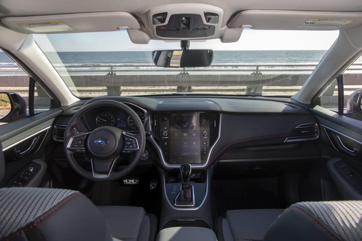 2020 Subaru Legacy Sport interior