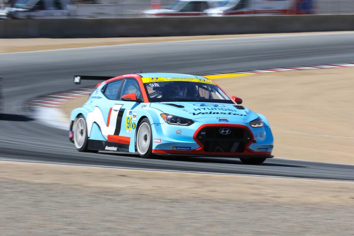 Hyundai Becomes Title Sponsor of IMSA Race Weekend at WeatherTech Raceway