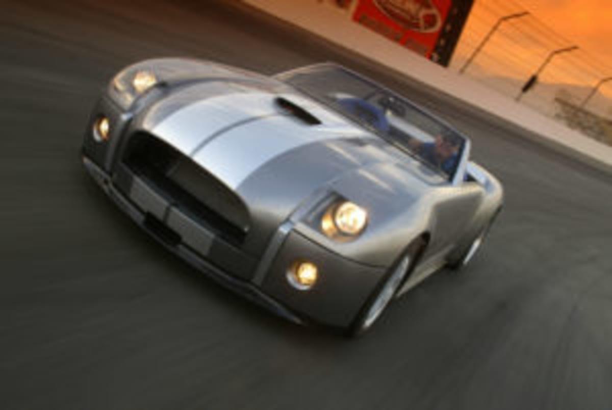 The Shelby Cobra Concept