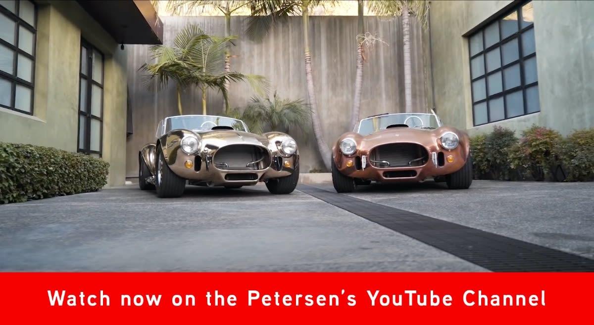 The Petersen Museum's exclusive tour of RM Sotheby's Garage