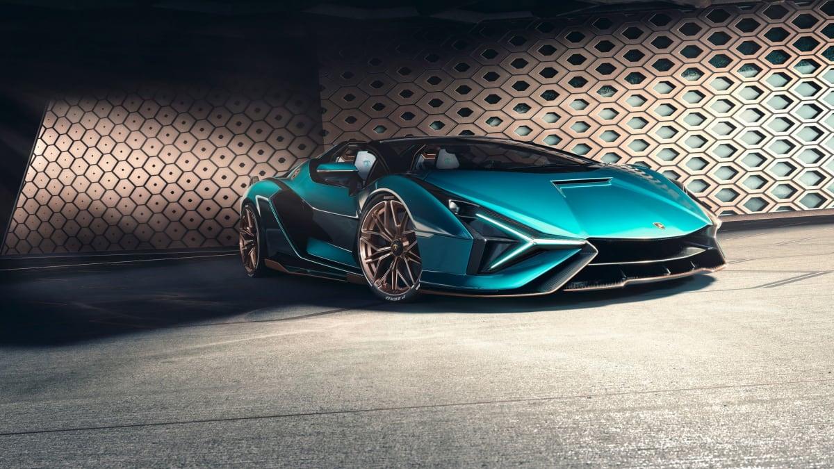 Lamborghini Sián RDS
