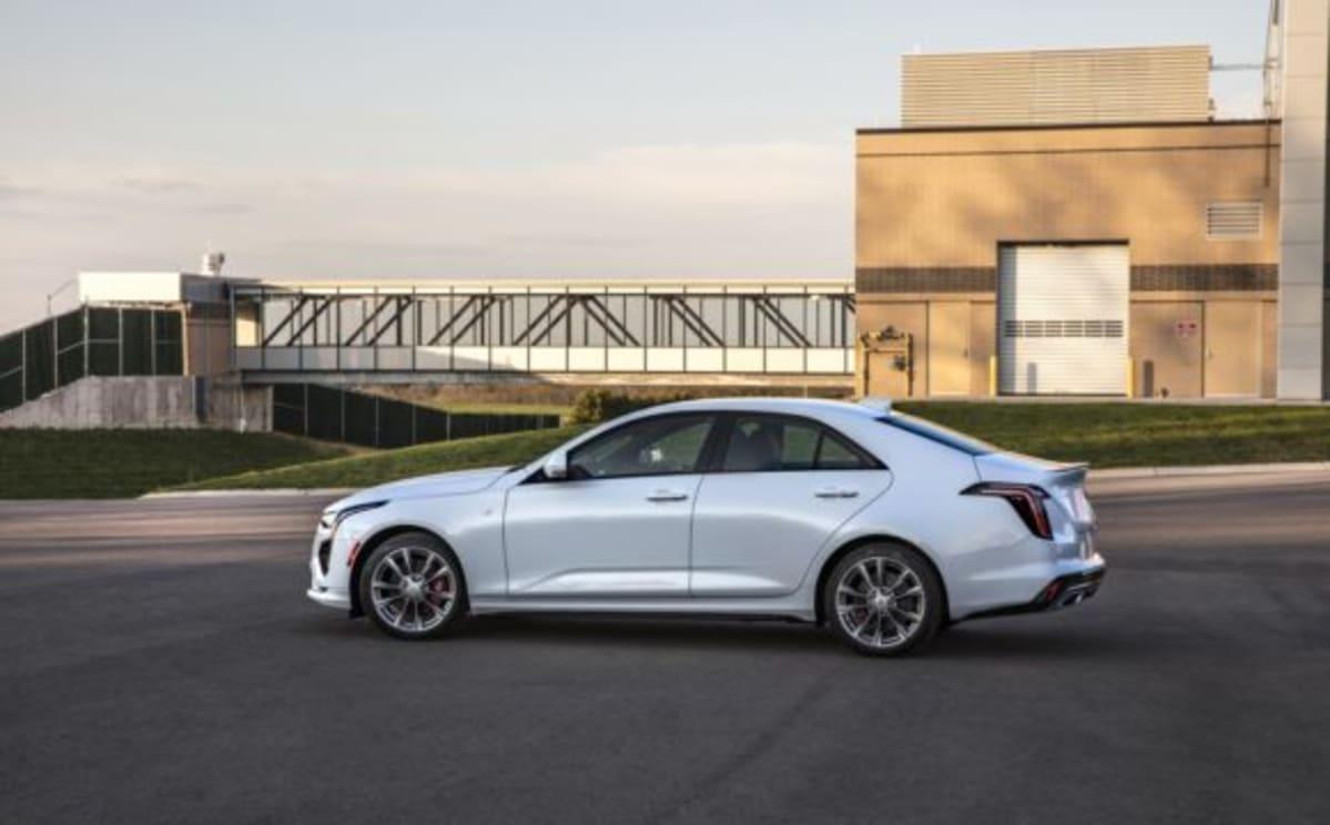 2020 Cadillac CT4 Sport