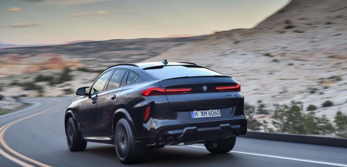 BMW X5 M Comp X6 M Comp
