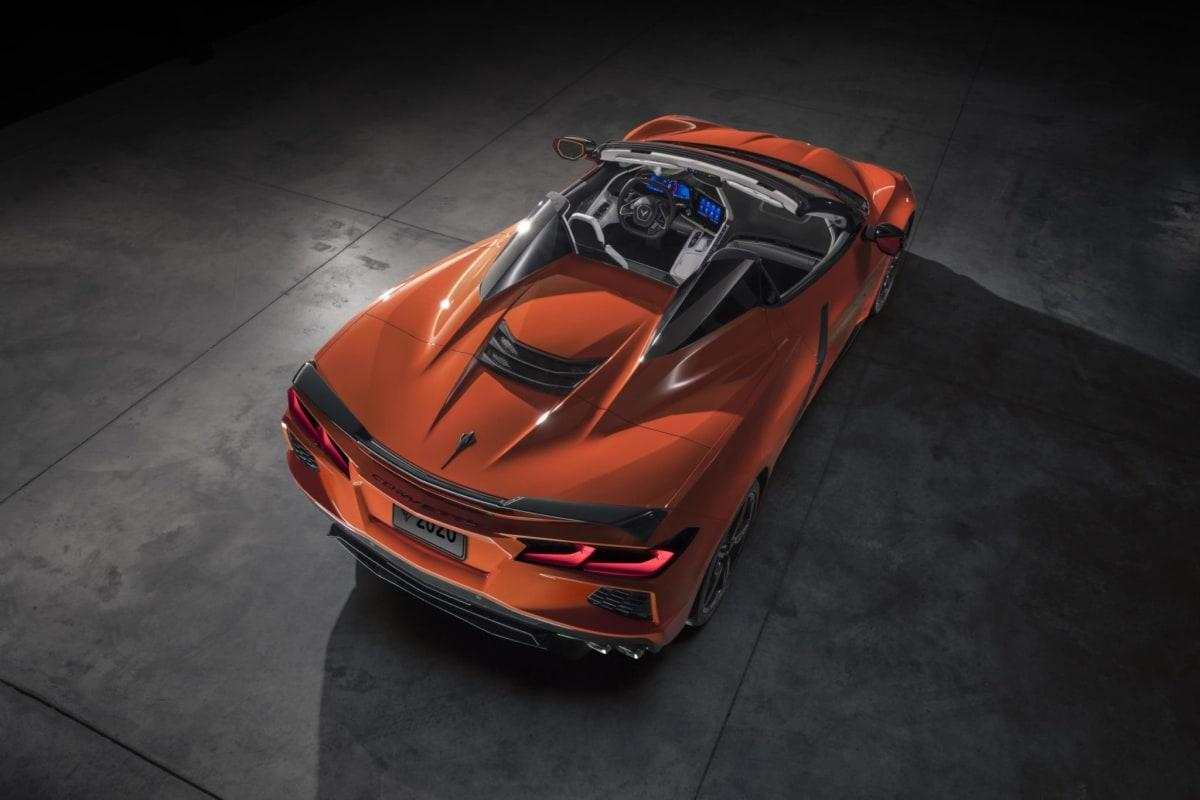2020 Corvette Stingray Convertible