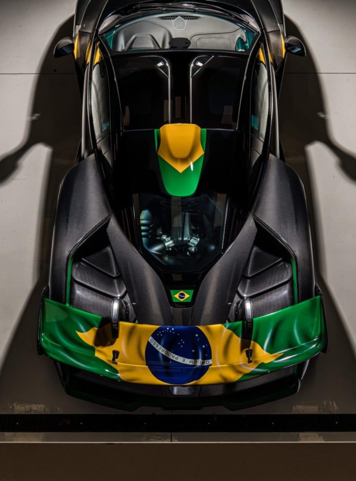 McLaren Senna XP 'Home Victory'