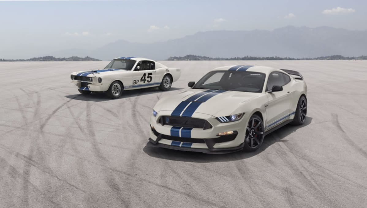2020 Shelby GT350 Heritage Edition Package