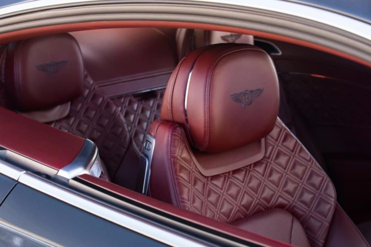 Bentley's Diamond-in-Diamond concept