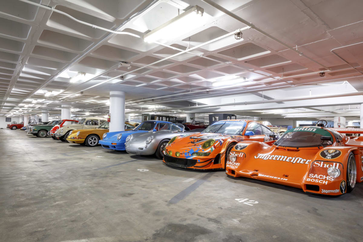 Petersen Automotive Museum to Offer Digital Tours of the Vault