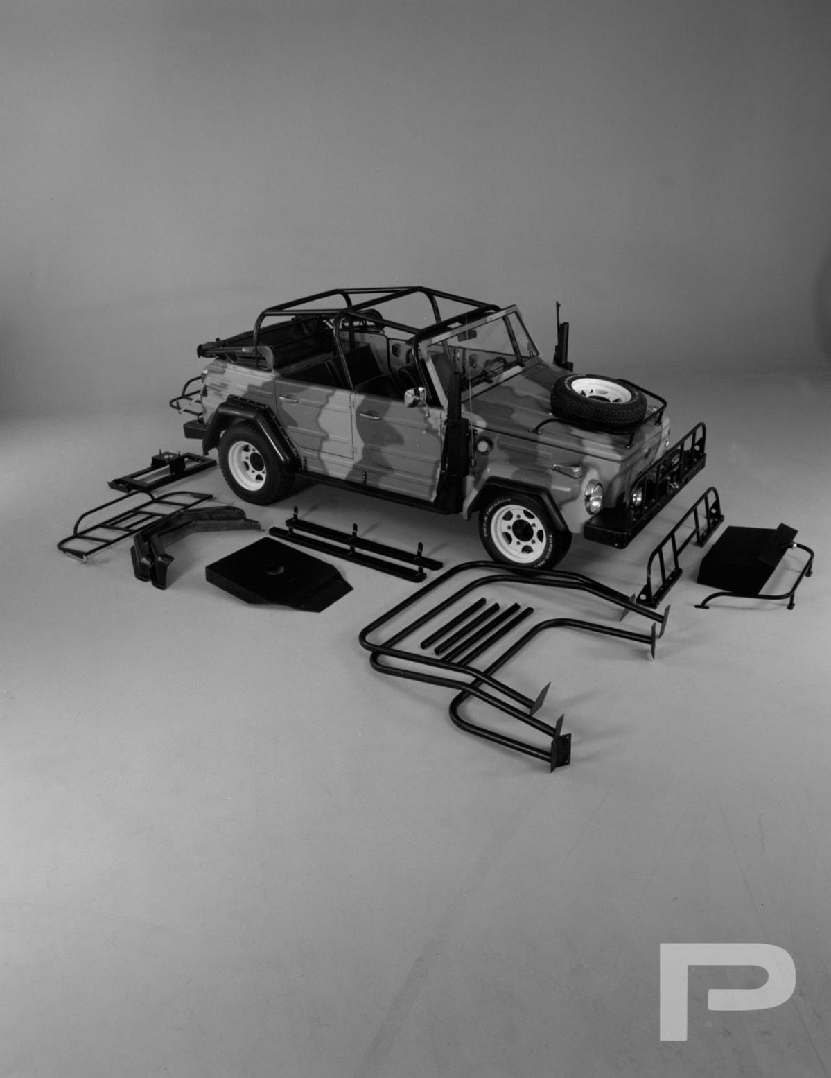 "Volkswagen Type 181 ""The Thing"""