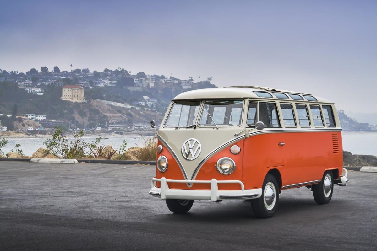 1967 Type 2 21 Window Bus