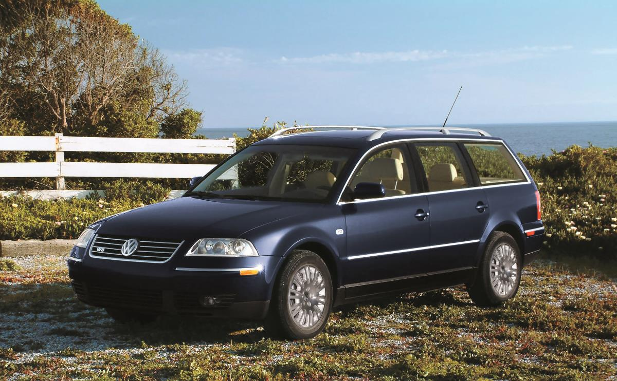 2004 Passat Wagon