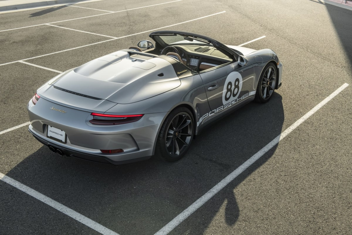 Final 991 Generation Porsche 911 to be Auctioned For COVID-19 Fundraiser