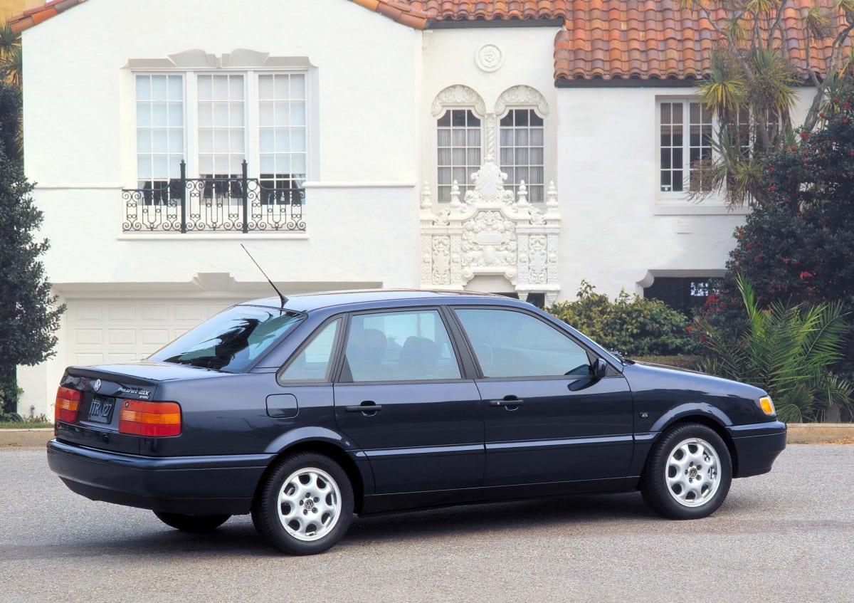 1997 Passat GLX