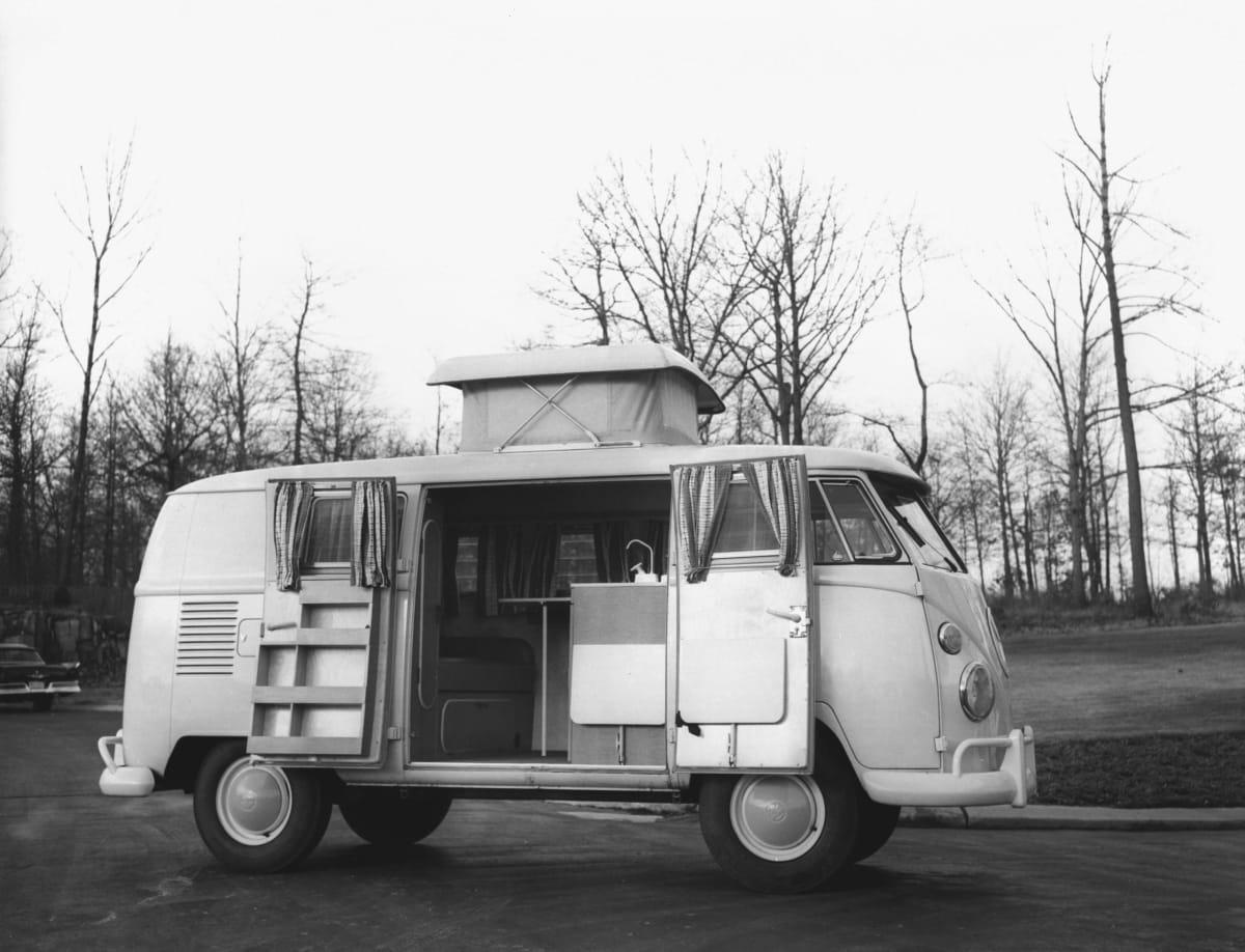 Type 2 Camper Van