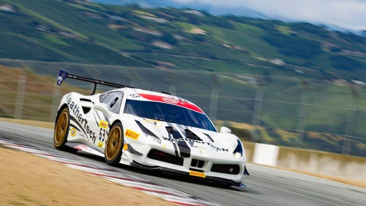 Cooper MacNeil, IMSA and Ferrari Challenge Driver