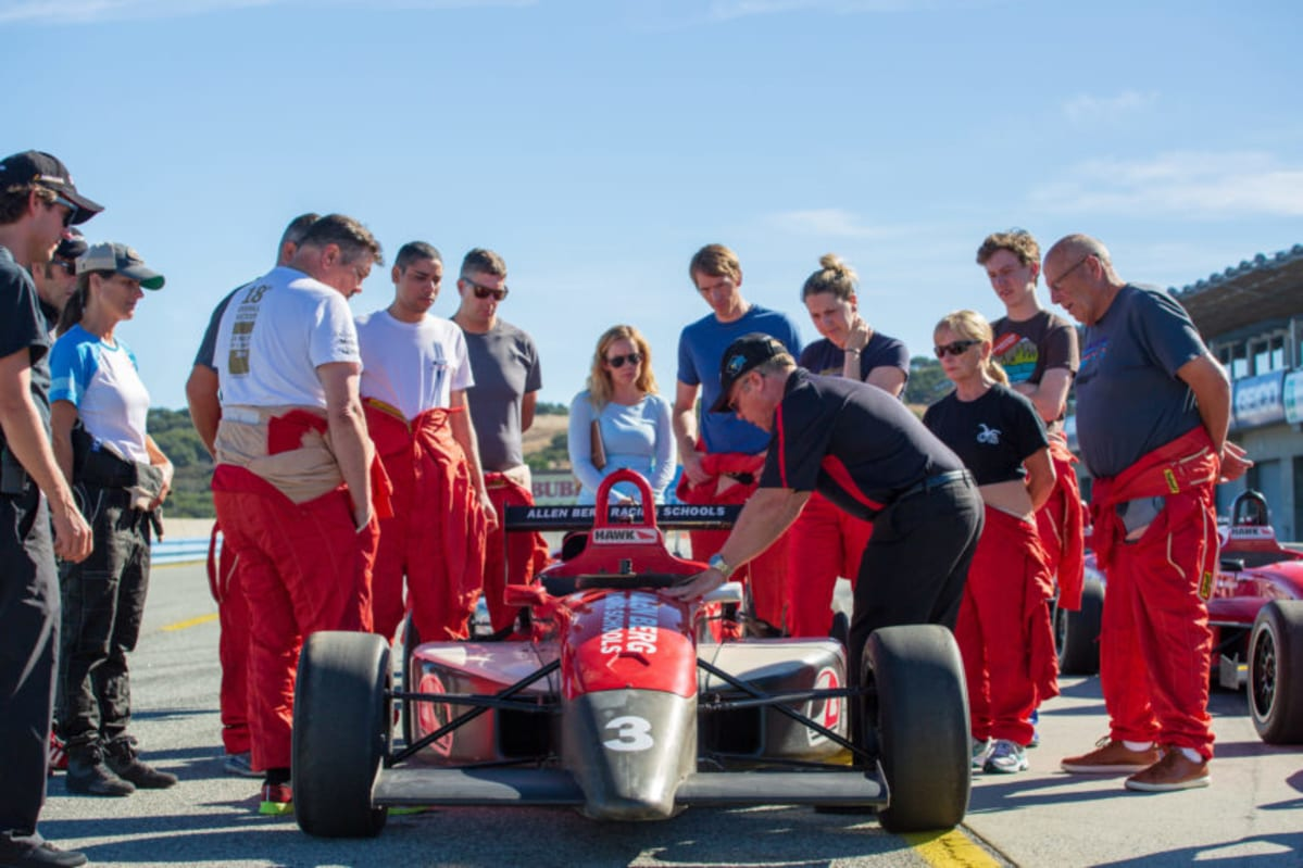 Thomas Outzen, Kinetic Motorsport Photography