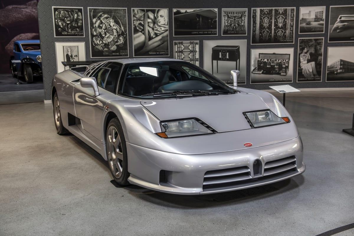"""Bugatti EB110 SS """"Le Mans"""""""