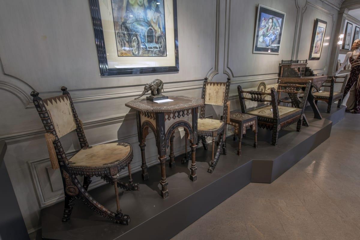 Bugatti Furniture and Art