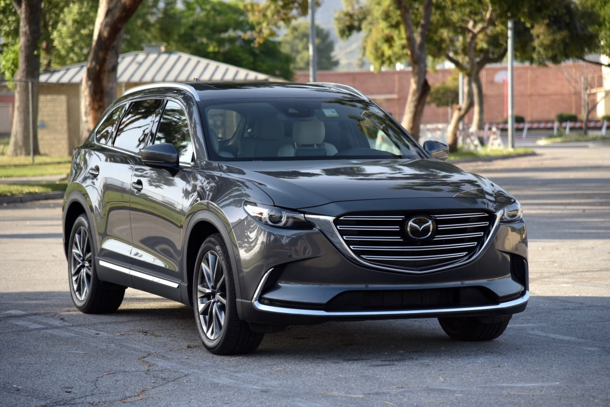 2020 Mazda CX-9 exterior