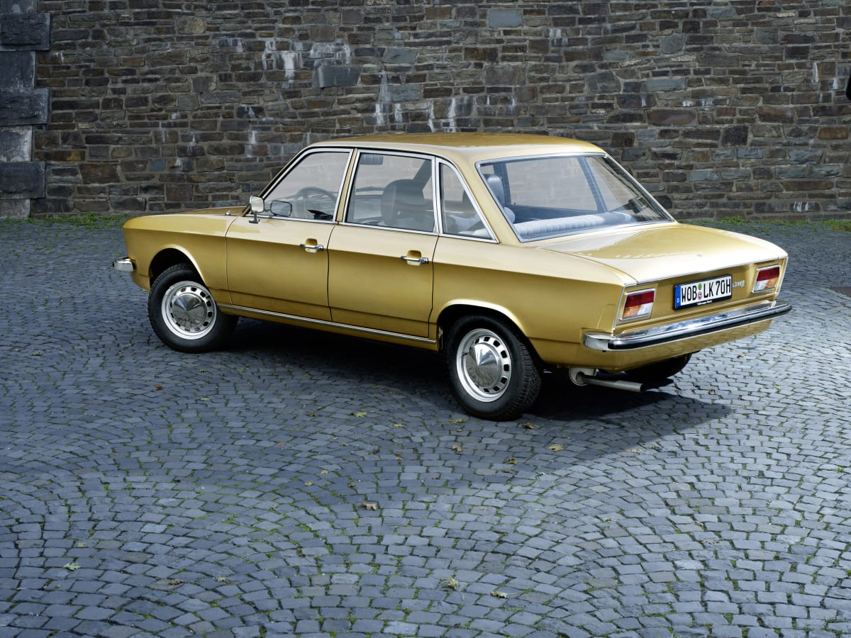 The Volkswagen K70 turns 50 this year!
