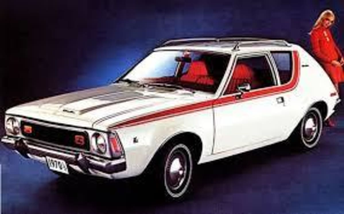 ...and the AMC Gremlin.
