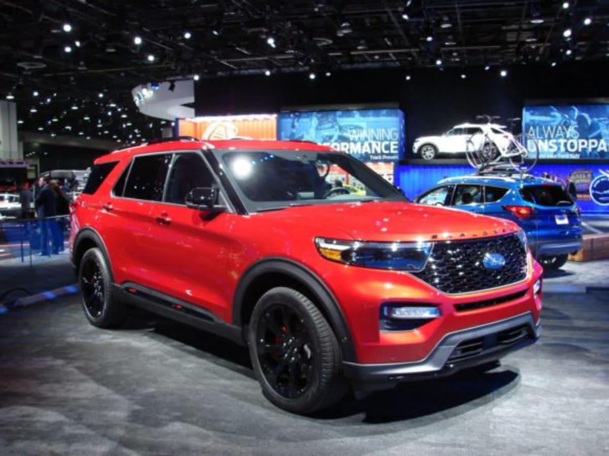 The 2020 Ford Explorer (Mark Dapoz)