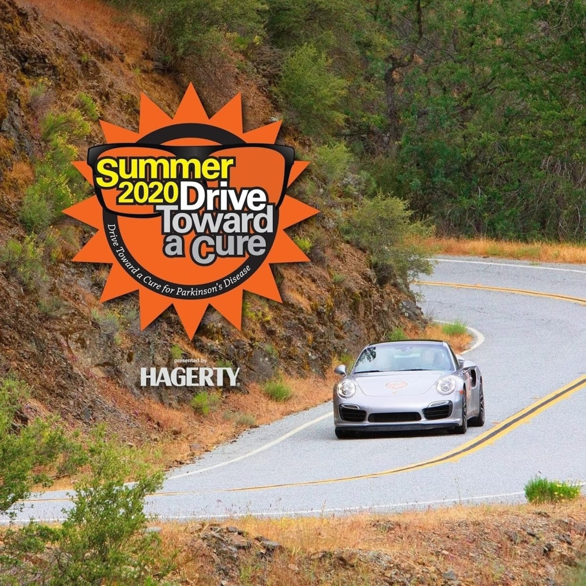 Drive Toward a Cure encourages motorists to go hit the open road, all while benefiting Parkinson's research and support.