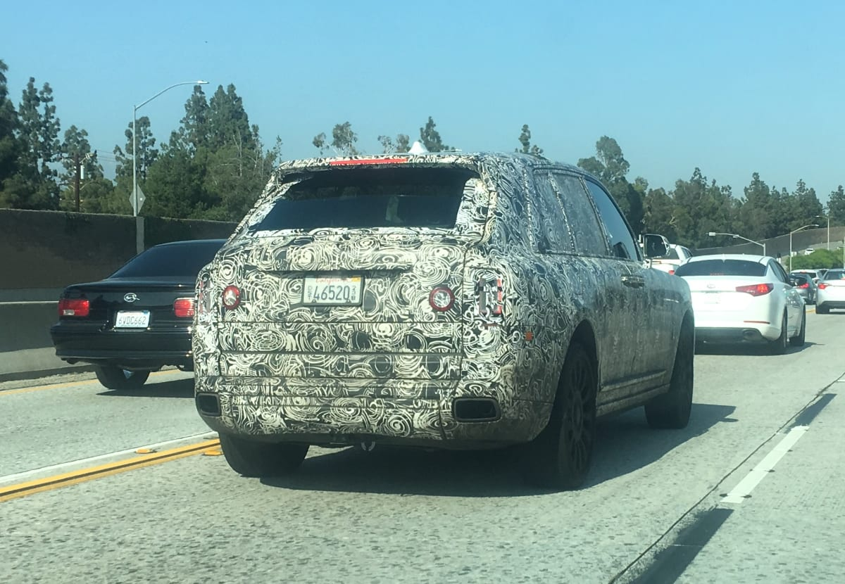 SoCal – testing ground of the OEMs.