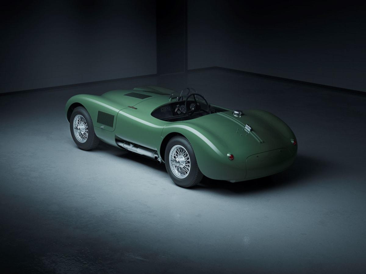 Jaguar C-Type Classic Continuation model